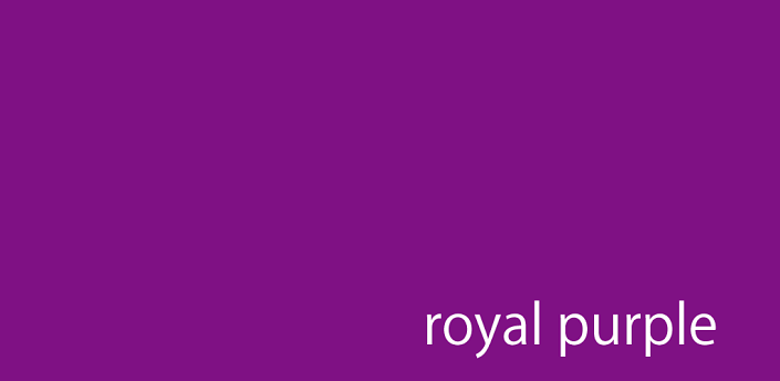 Royal Purple Color Wallpaper 705x344