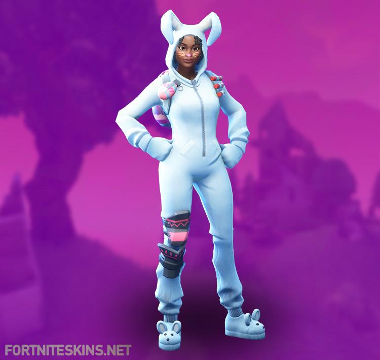 fortnite bunny brawler outfits fortnite skins 750x710 - easter bunny on fortnite