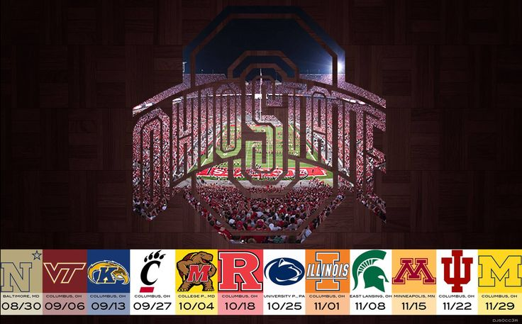 41 Ohio State Mural Wallpaper On Wallpapersafari