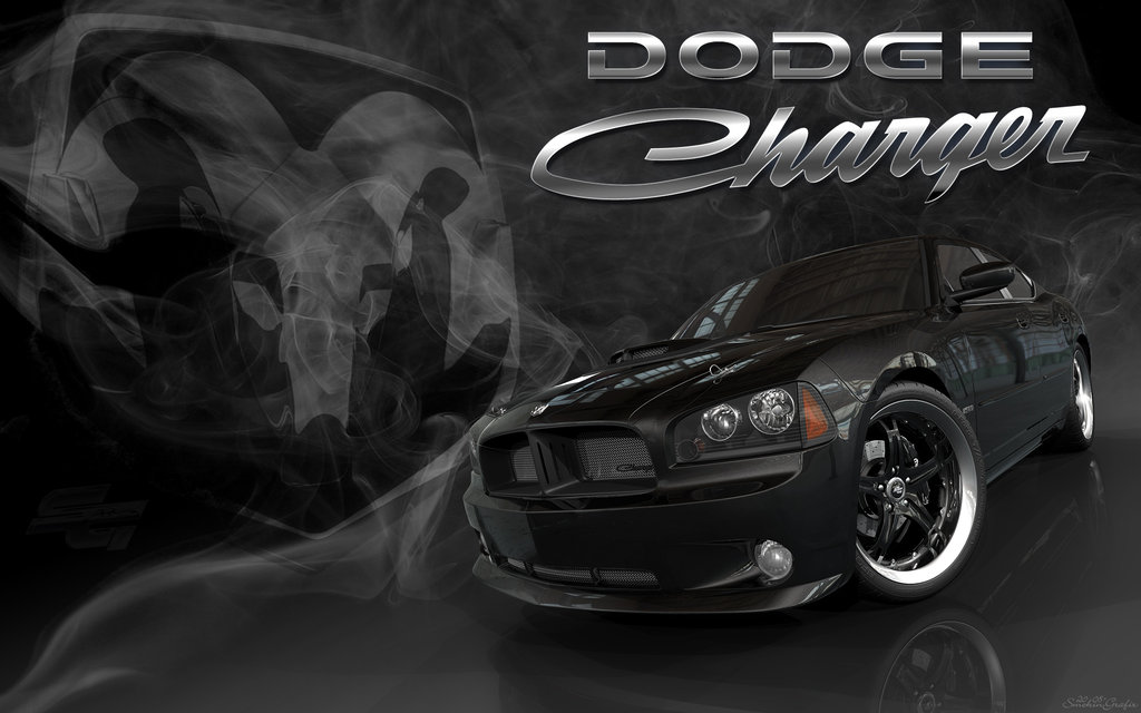 Dodge Charger Wallpaper Style by SmokinGrafix 1024x640