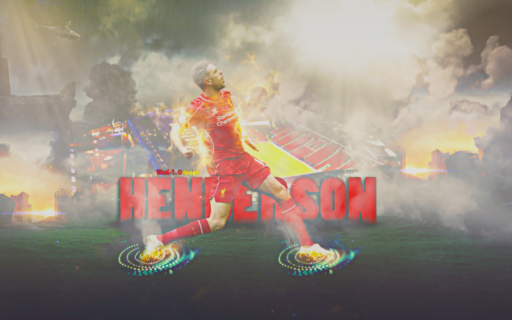 Jordan Henderson Wallpaper 2015 by WaaaLi 1024x640