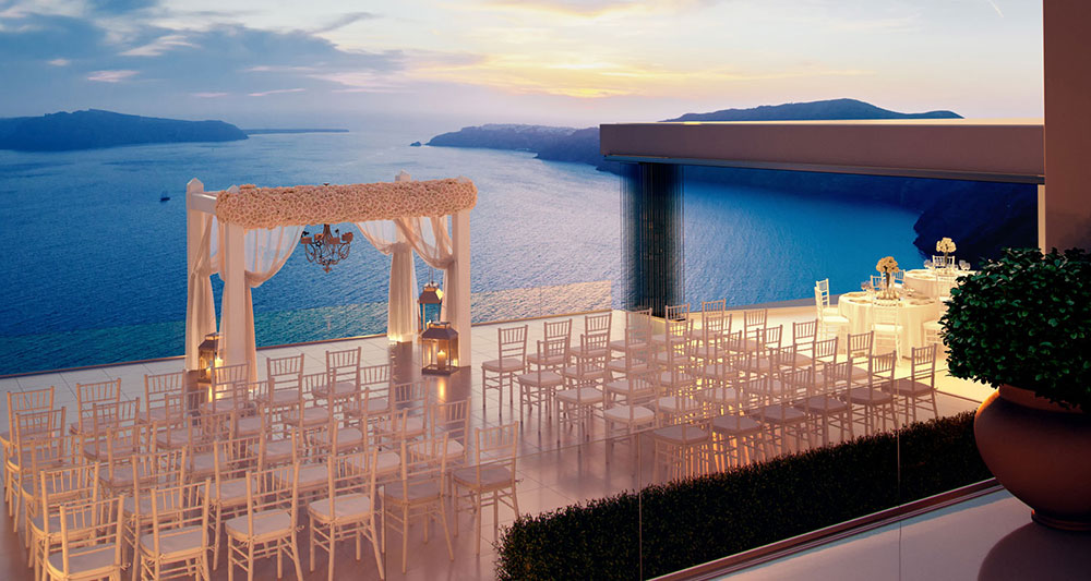 Santorini Weddings   Easywed 1000x533