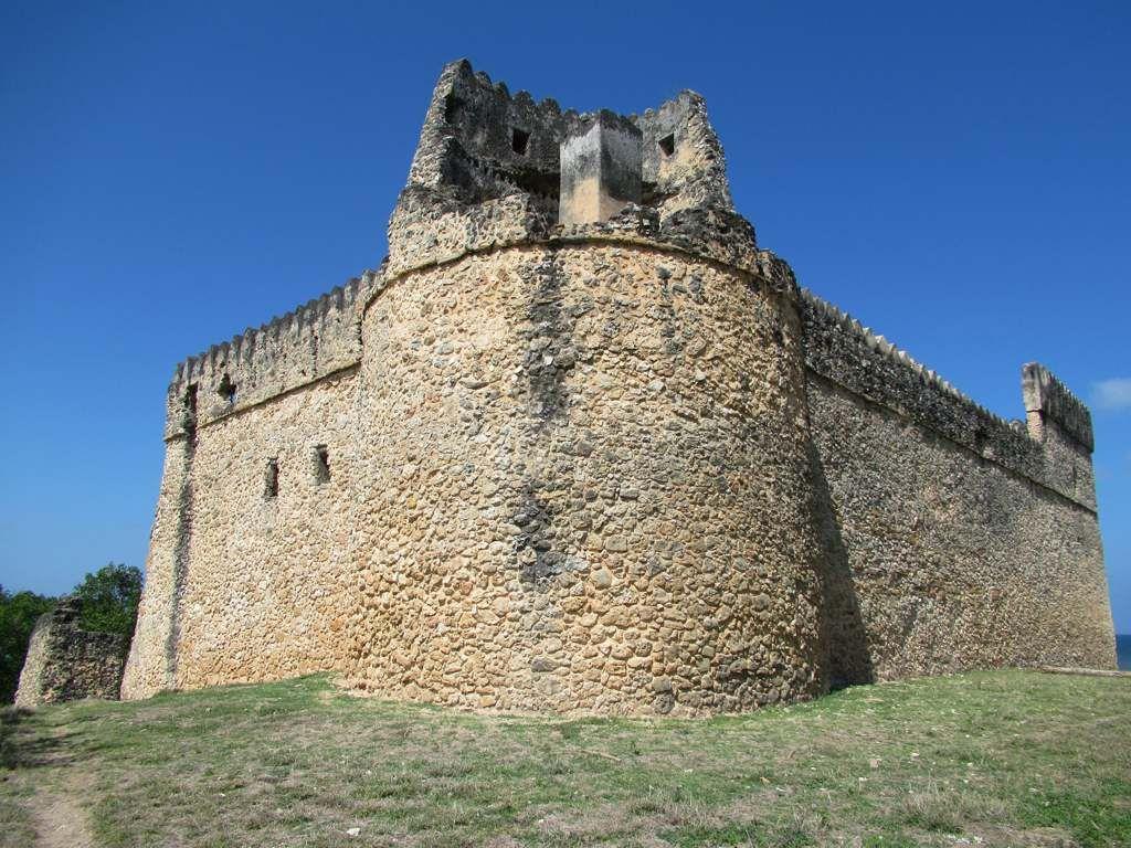 The Gereza Kilwa Fort on Kilwa Kisiwani Island Tanzania was 1024x768