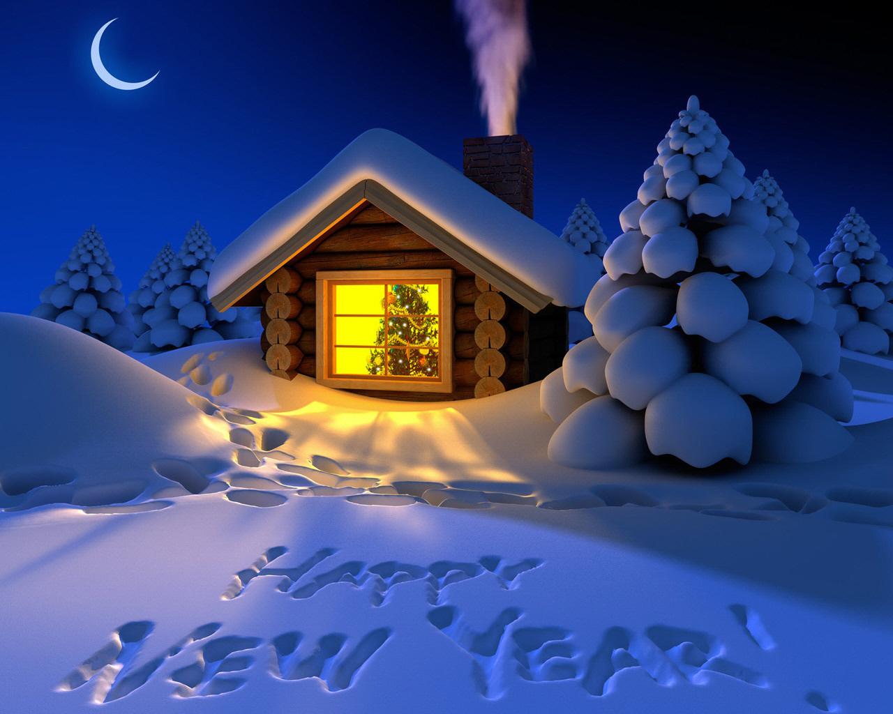 Best Desktop HD Wallpaper   Happy New Year Photo Desktop 1280x1024