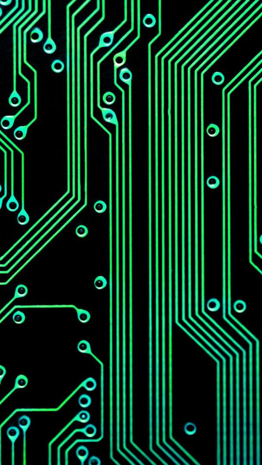 Circuit wallpaper hd wallpapersafari - Circuit board wallpaper android ...