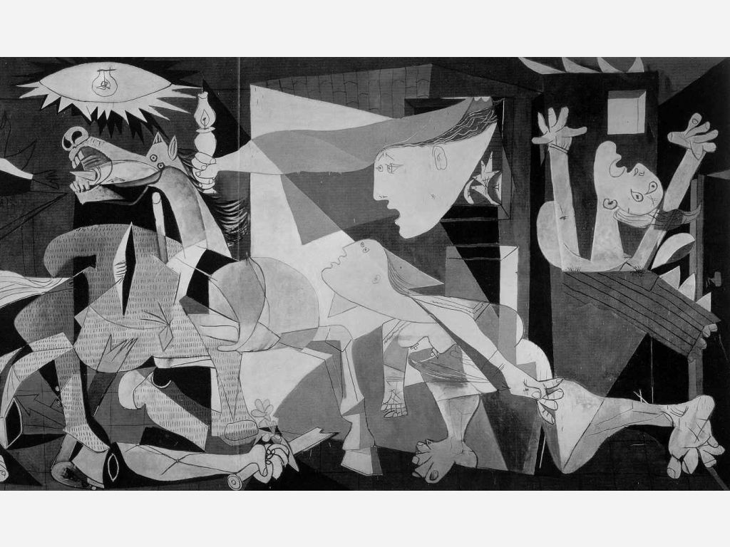 Guernica Wallpapers 1024x768