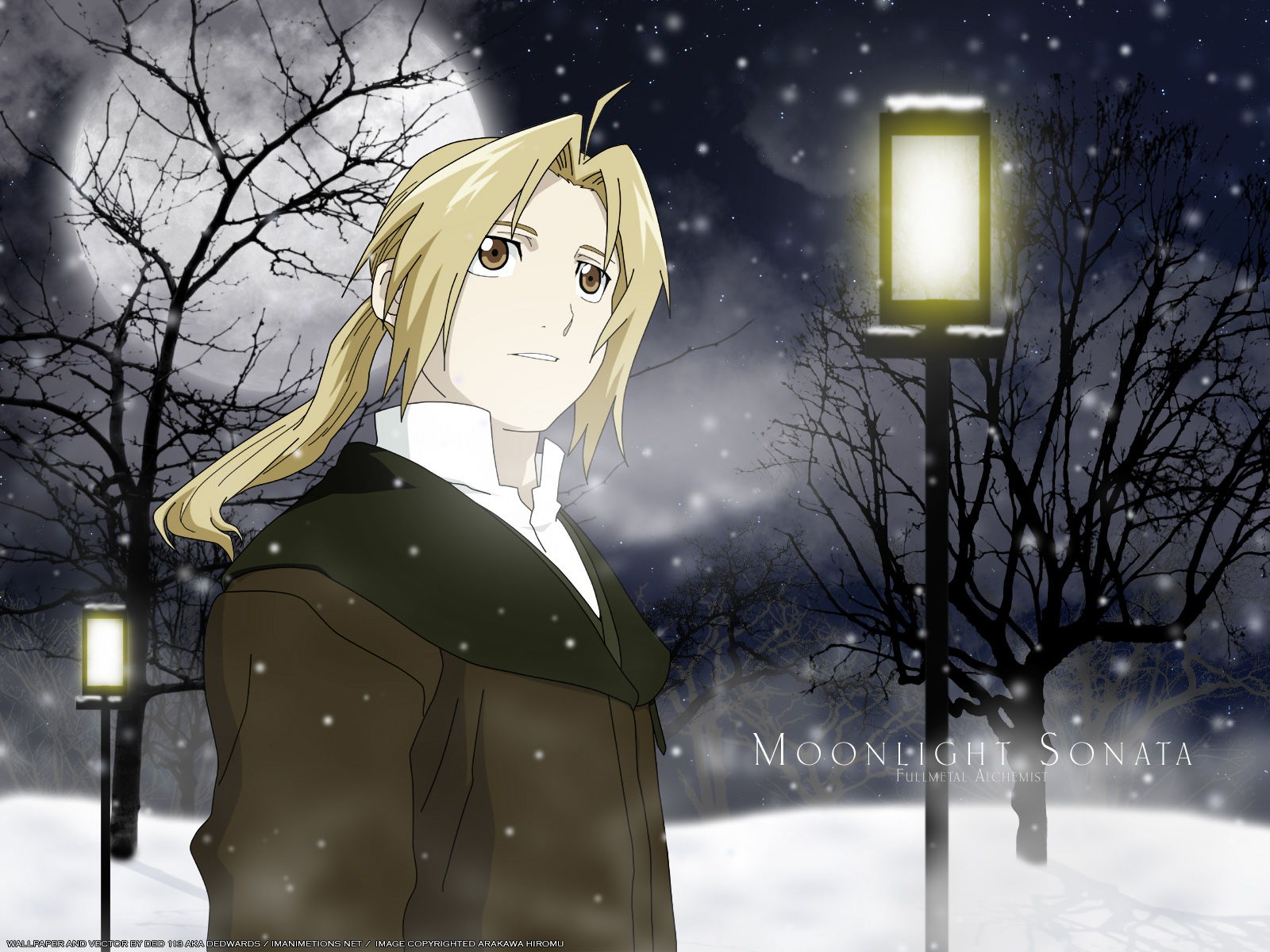 Rede Otaku Fullmetal Alchemist Brotherhood Wallpapers 1600x1200