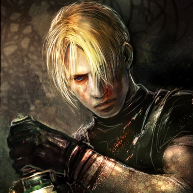 Resident Evil Hd Wallpaper: Leon Kennedy Wallpaper