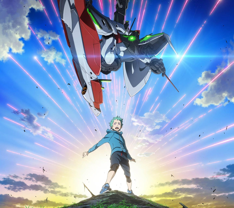 Download Anime Days Batch: Eureka Seven Wallpaper