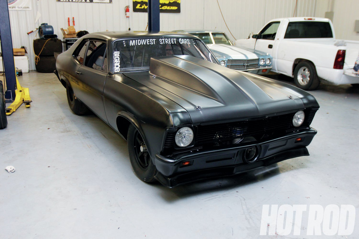 Chevrolet Murder Nova Street Outlaws 1500x1000