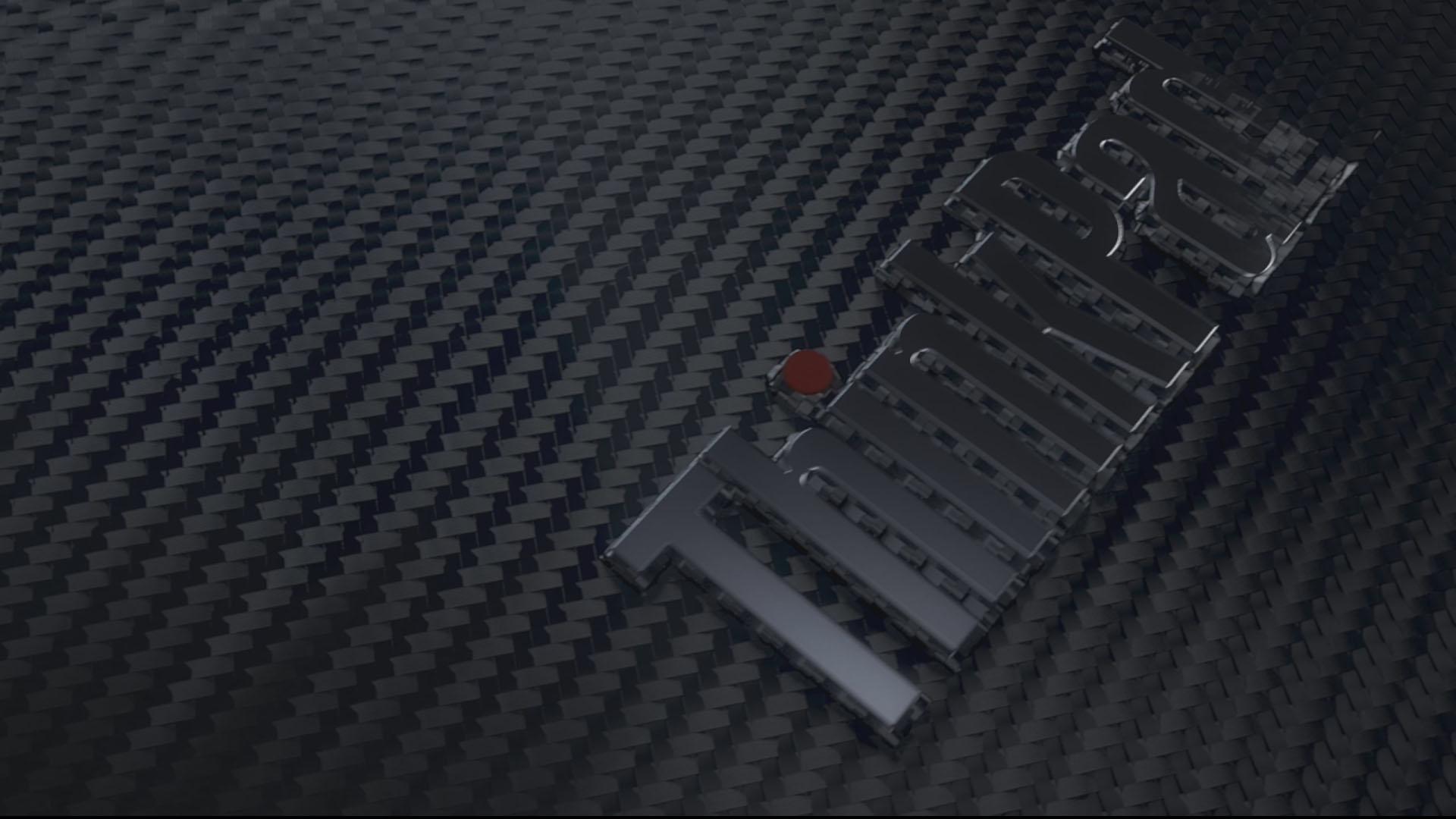 Lenovo Wallpaper Car: X1 Carbon Wallpaper