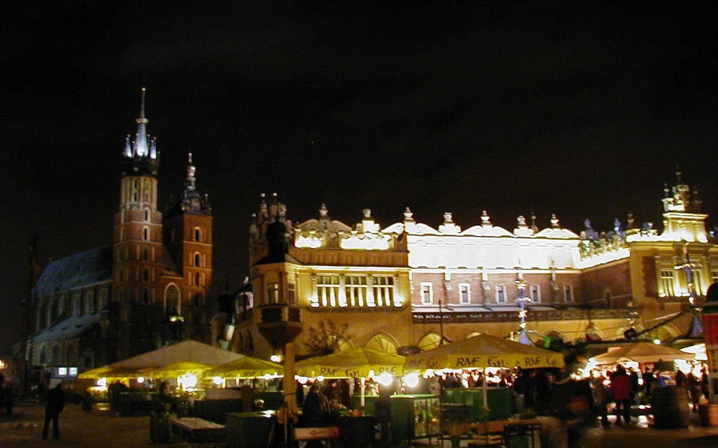 Krakow ChristmasMarket 1440x900 WallpapersKrakow 1440x900 1440x900
