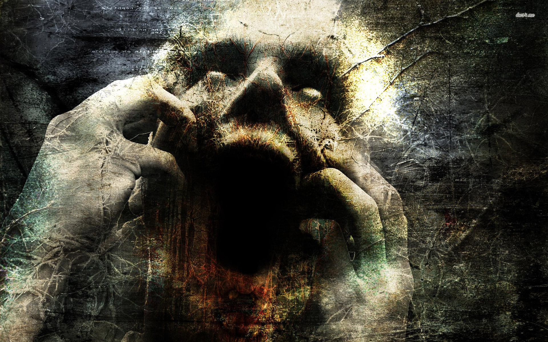 Hd wallpaper horror - Hd Wallpaper Horror
