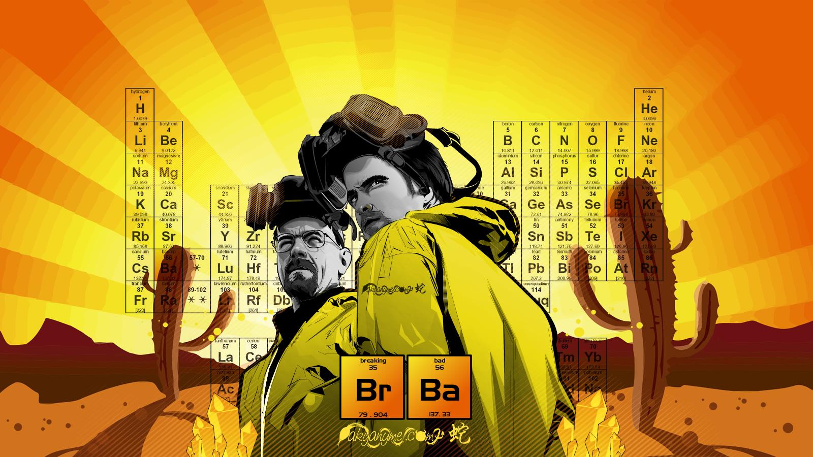 Breaking Bad   Breaking Bad Wallpaper 37307233 1600x900