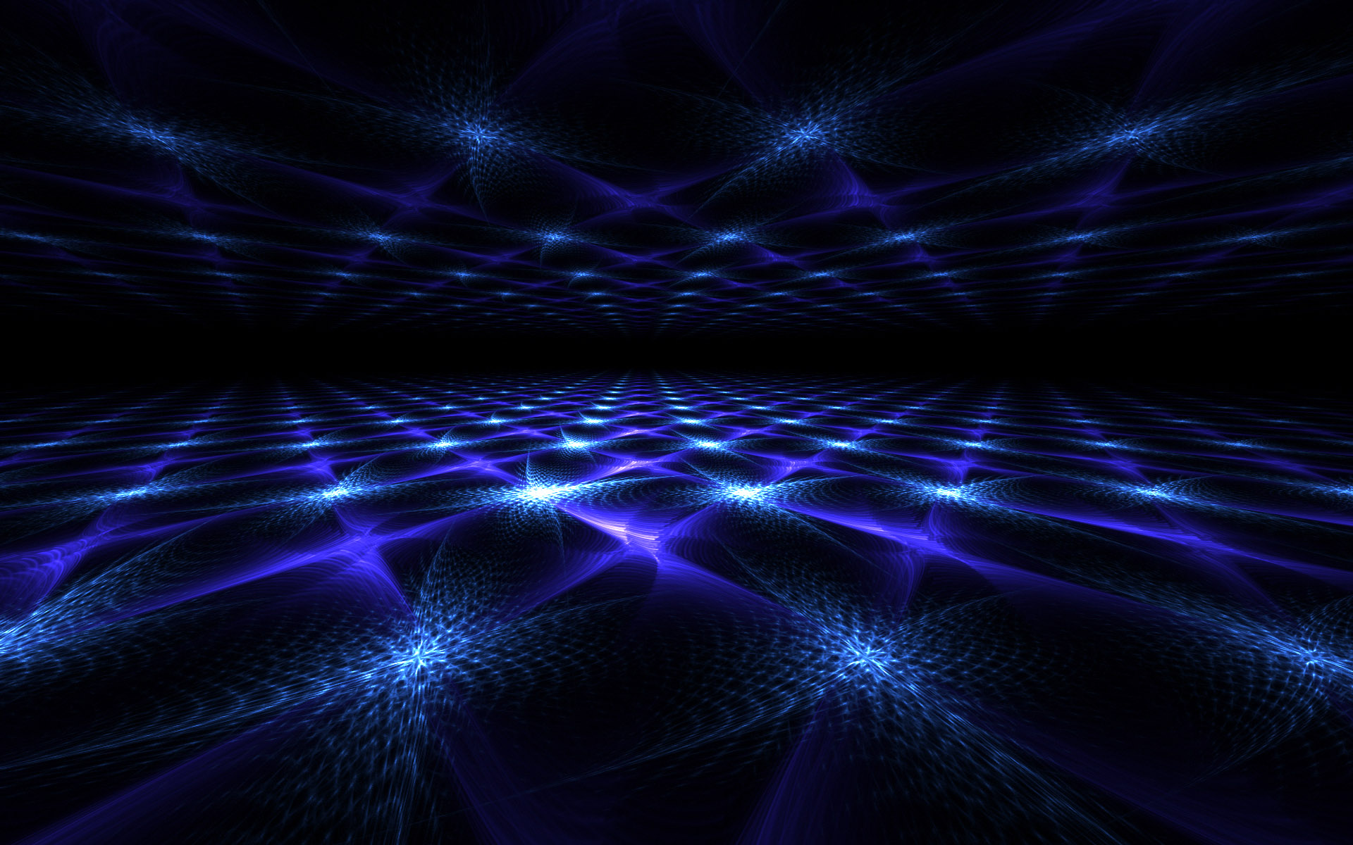 mirror wallpapers fractal blue desktop wallpaper 1920x1200 1920x1200
