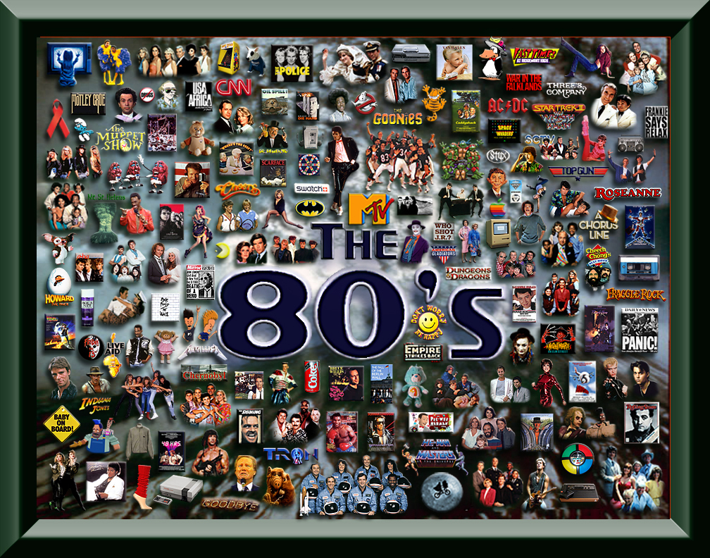 The 80s images Remembering the 1980s HD wallpaper and background 1008x792