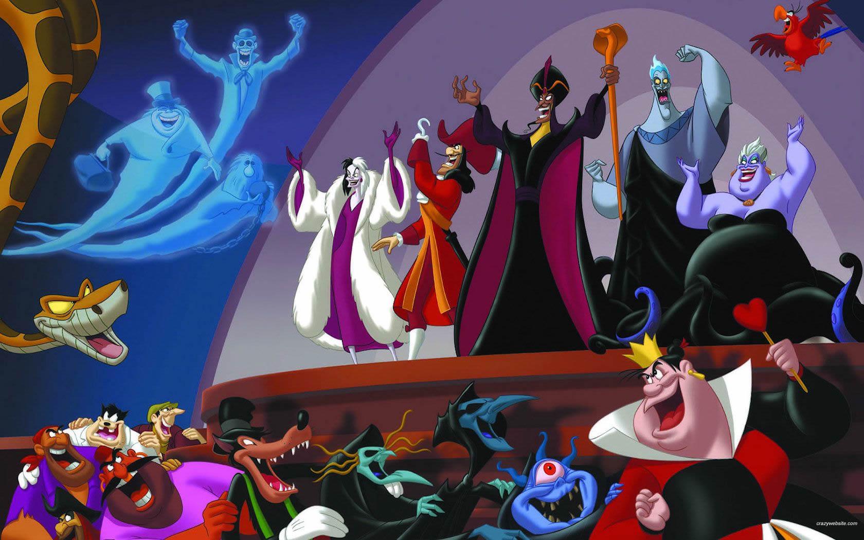 Disney Halloween Wallpapers HD 1680x1050