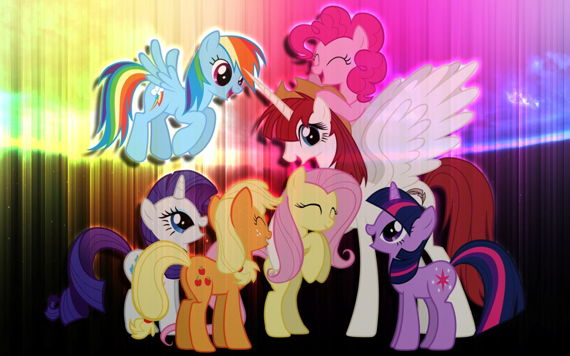 Free Download 86 Mlp Friends Are Awesome Hd Wallpaper By