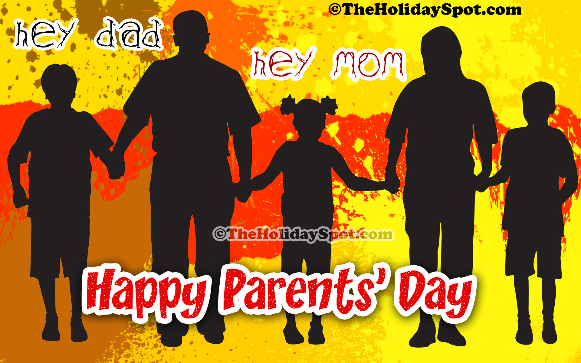 Wallpapers for Parents Day 1920x1200