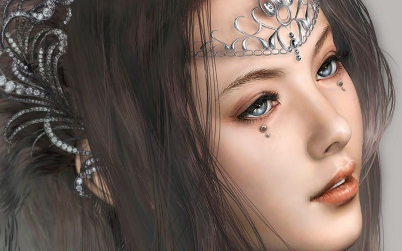 New Art Funny Wallpapers Jokes Top 10 Fantasy Girls Wallpaper   HD 1440x900