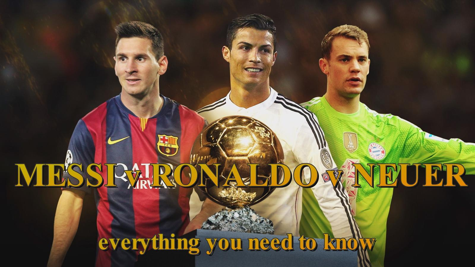 Ronaldo Vs Messi Wallpapers 2015 1600x900