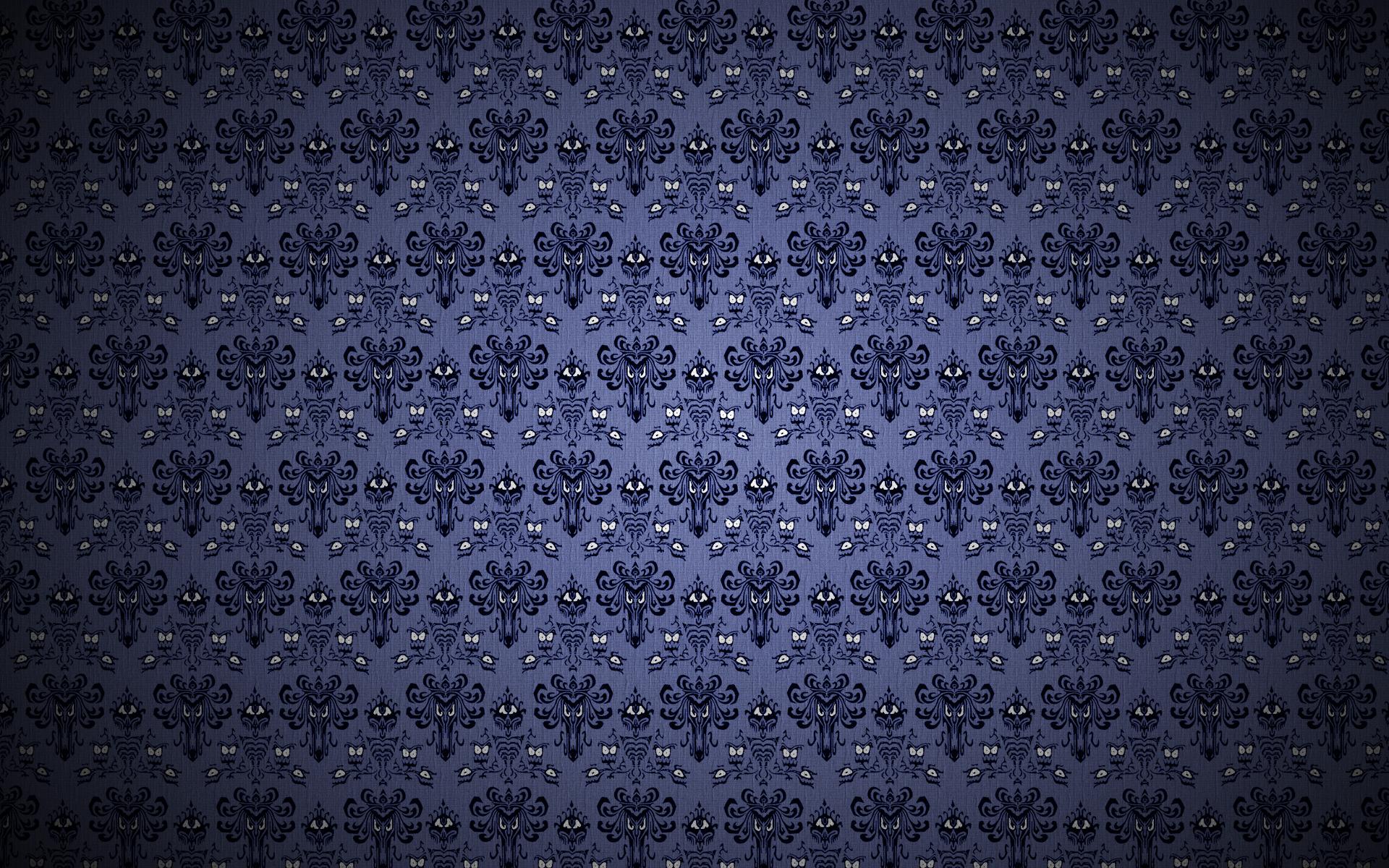 Haunted Mansion Hallway by britmodtokyo 1920x1200