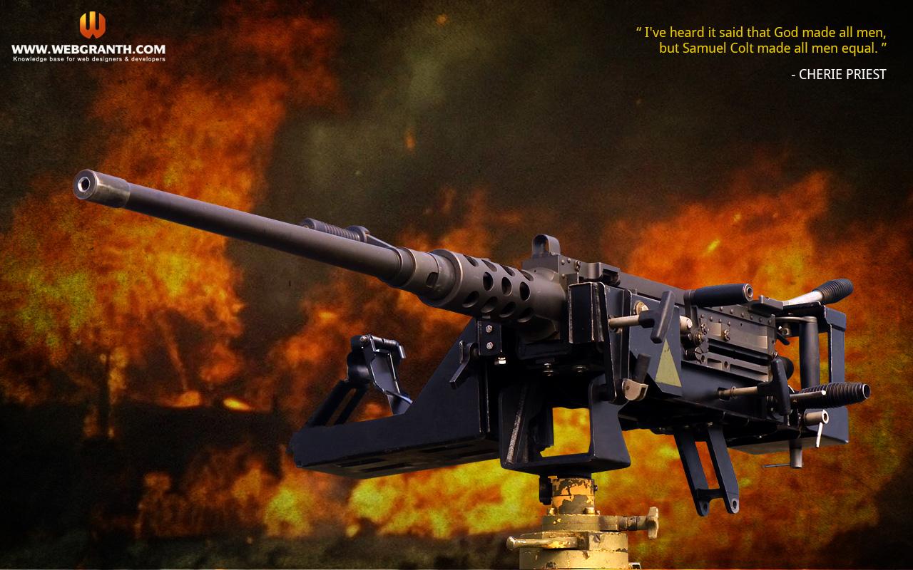 HD Guns Wallpaper Download HD Guns amp Weapons Wallpapers 1280x800