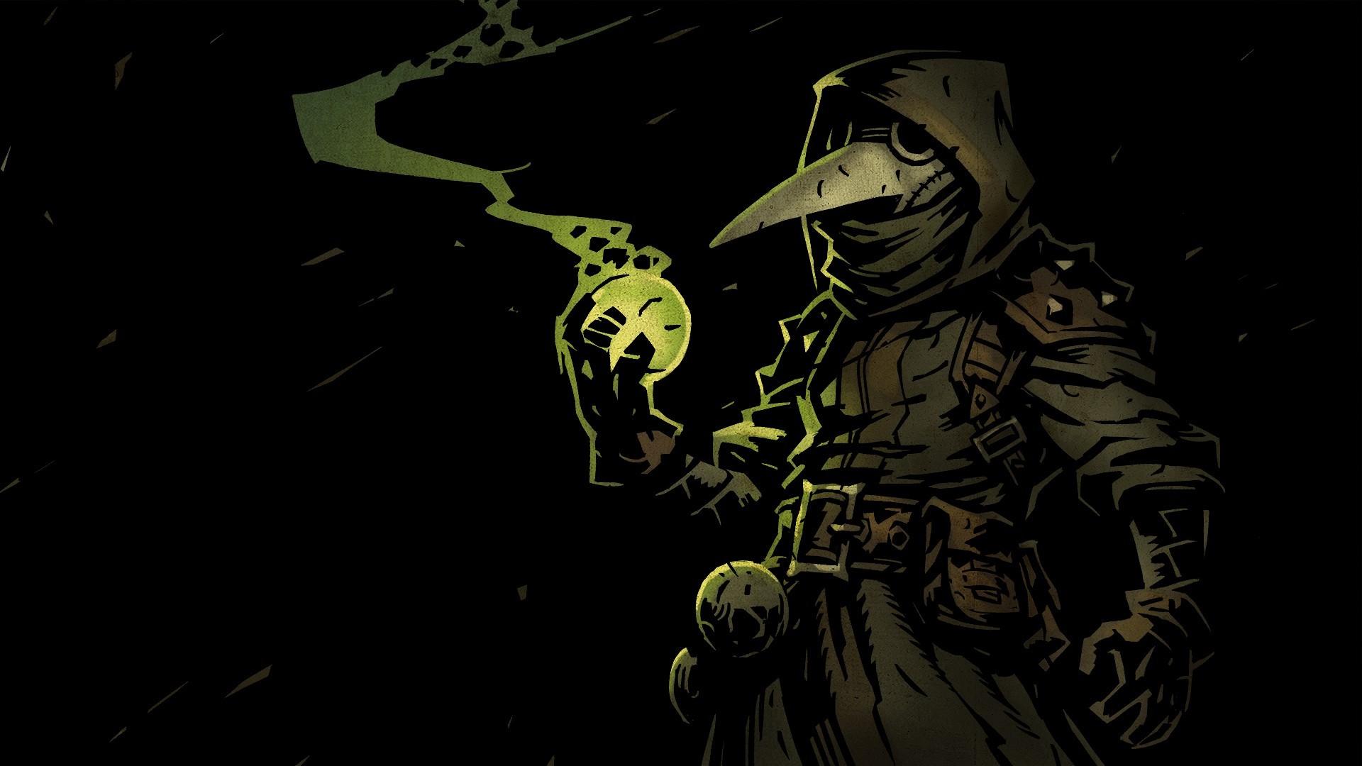 Darkest Dungeon Plague Video Games Wallpapers HD 1920x1080