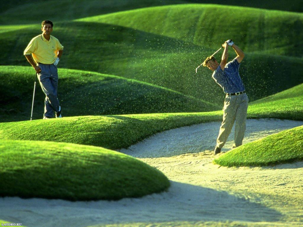 Desktop Wallpaper Golf Desktop Wallpaper 1024x768