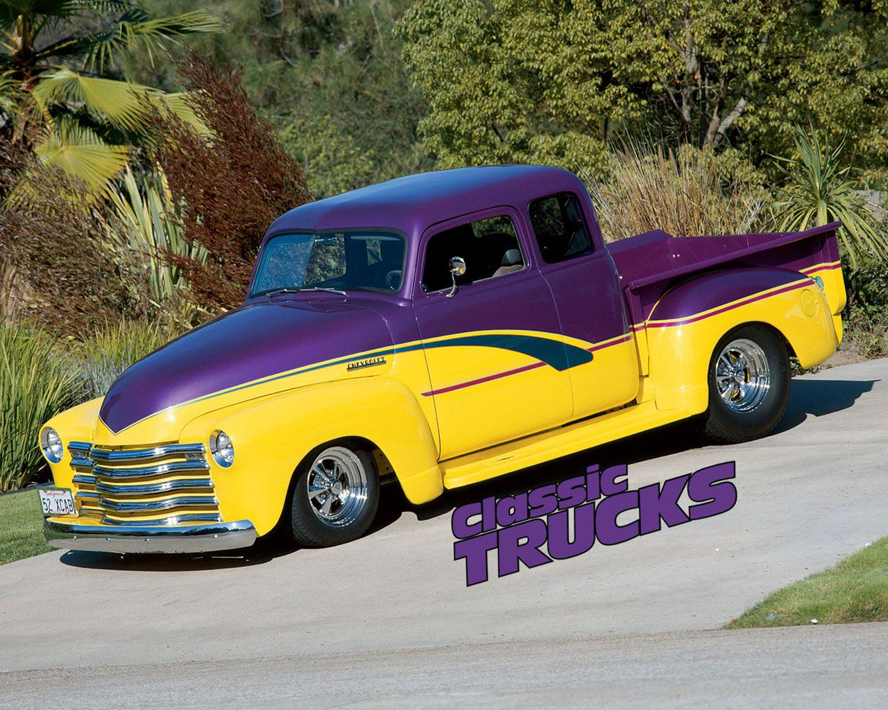 Classic Truck Widescreen Desktop Wallpapers 9289   Amazing 1280x1024