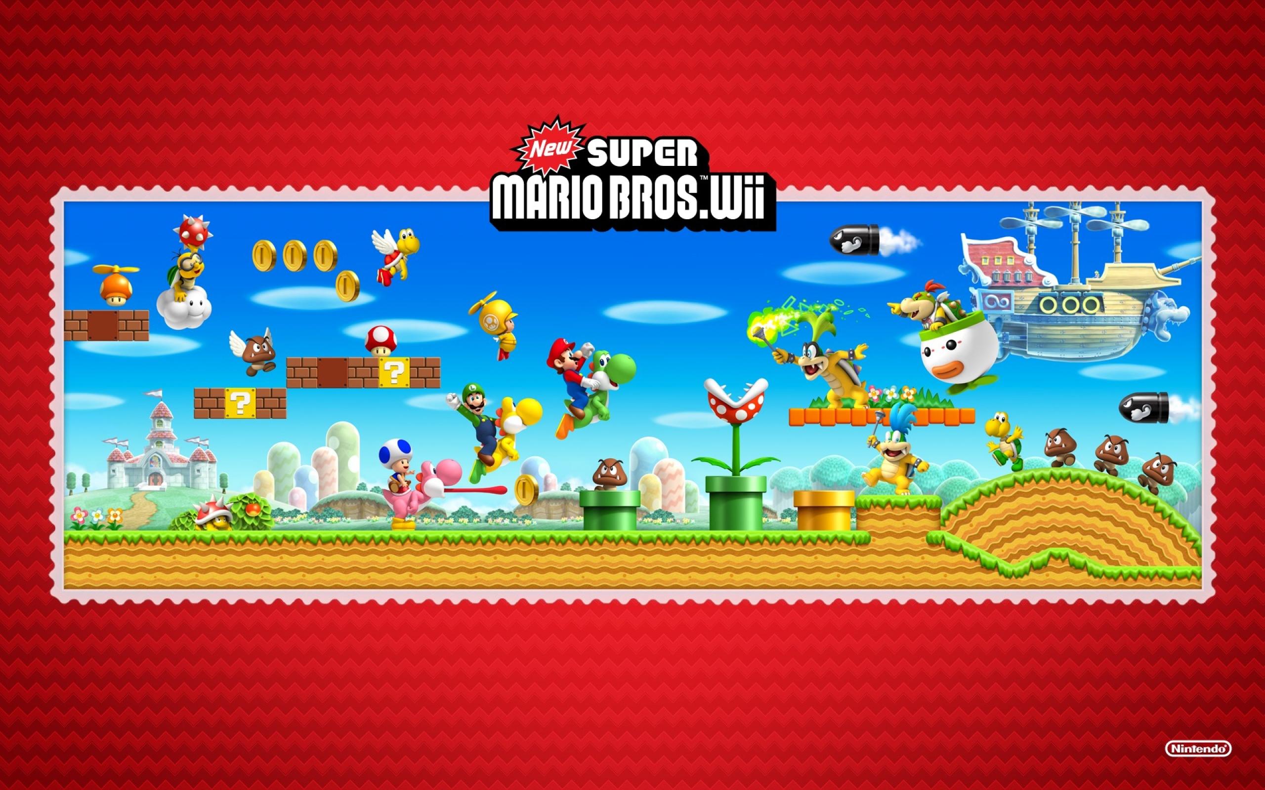 Mario Kleurplaten Mushroom.49 Mario Bros Wallpaper On Wallpapersafari