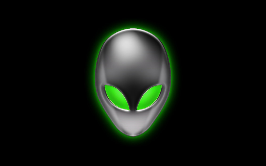 Alienware Green by Tramauhh 1131x707