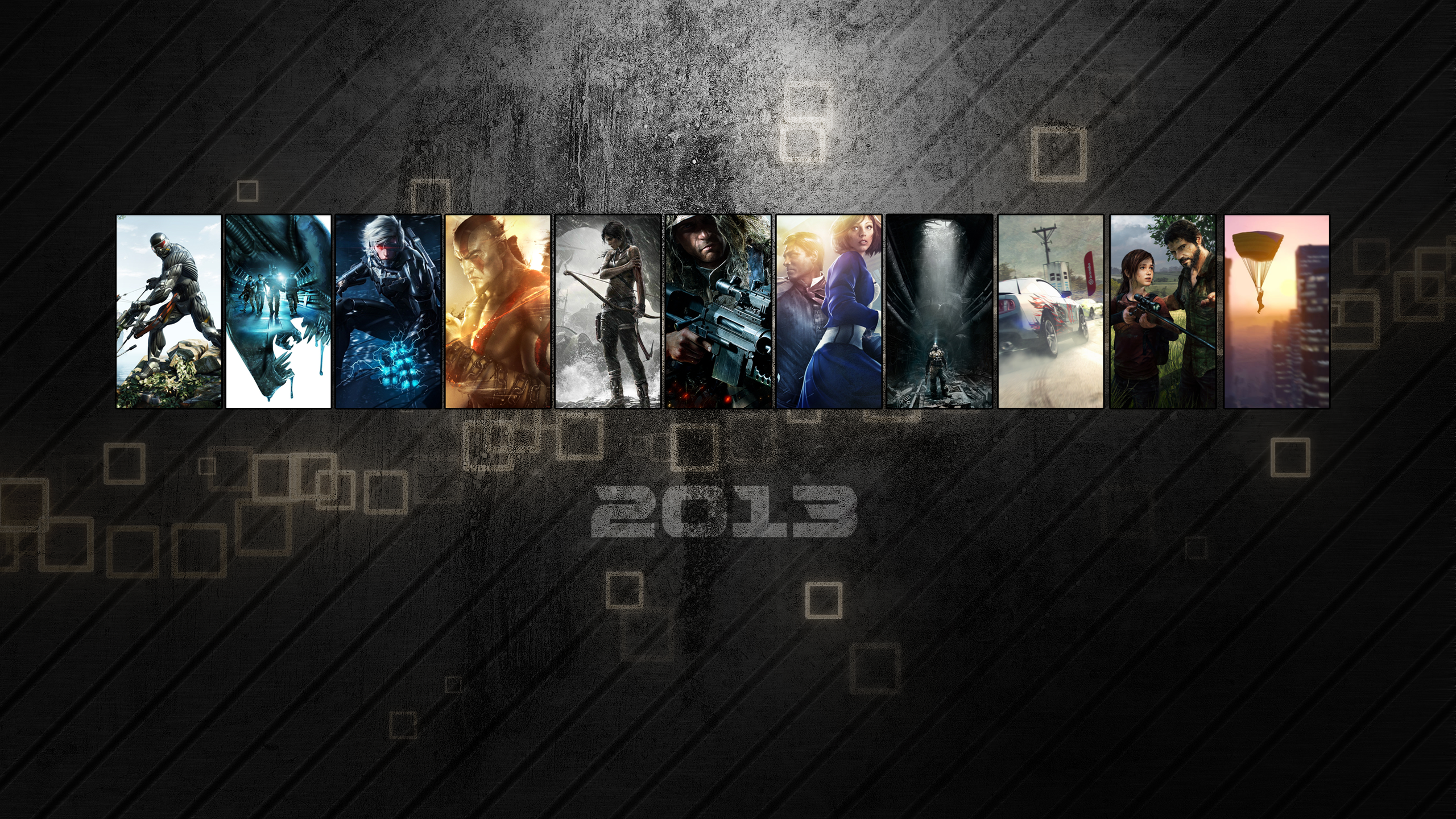 Games of 2013 wallpaper   1024075 2560x1440