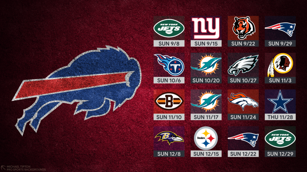 2019 Buffalo Bills Wallpapers Pro Sports Backgrounds 1024x576