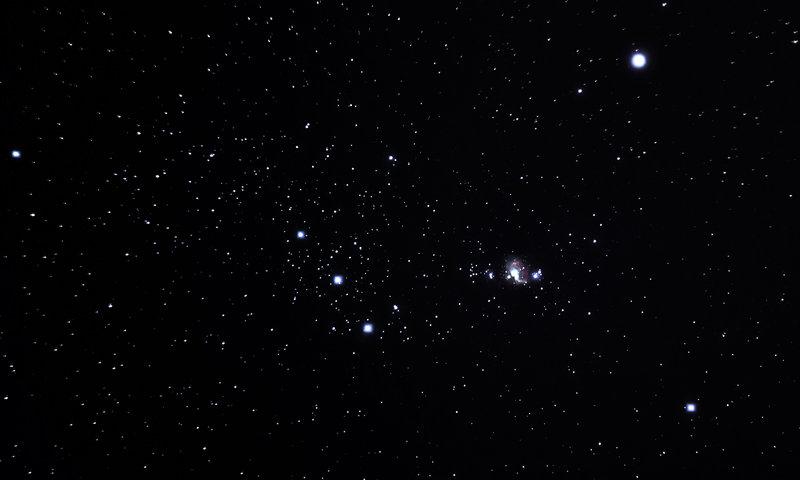 Orion Nebula Hd Wallpaper 800x480