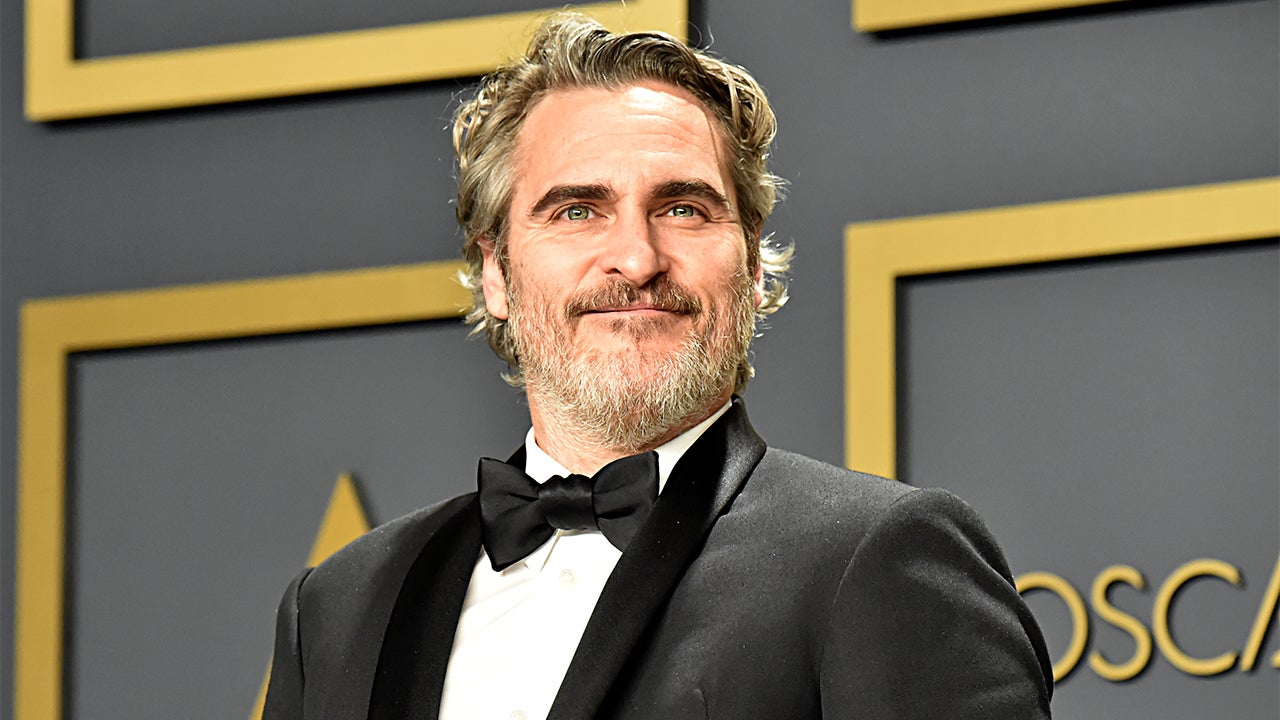 Joaquin Phoenix Quotes Late Brother River in Emotional Best Actor 1280x720