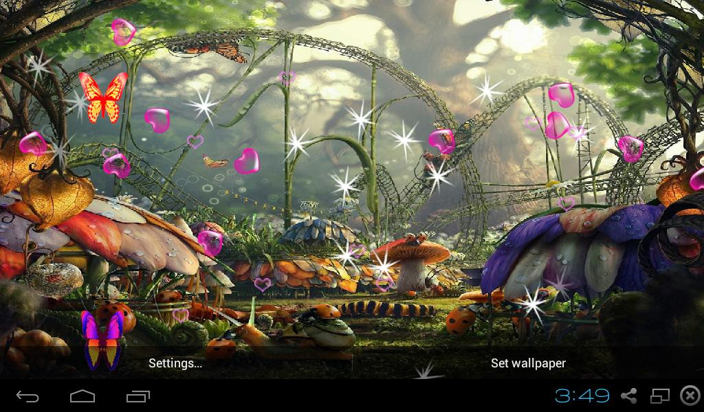 Fairy Tale Live Wallpapers   Android Apps on Google Play 1024x600