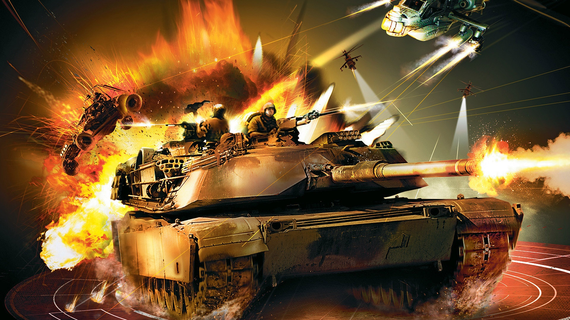 Army Tank Wallpapers In HD For Download 1920x1080