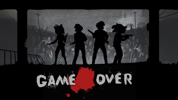 Game Over Iphone 4 Wallpapers Free 640x960 Hd Ipod Touch: [68+] Game Over Wallpaper On WallpaperSafari