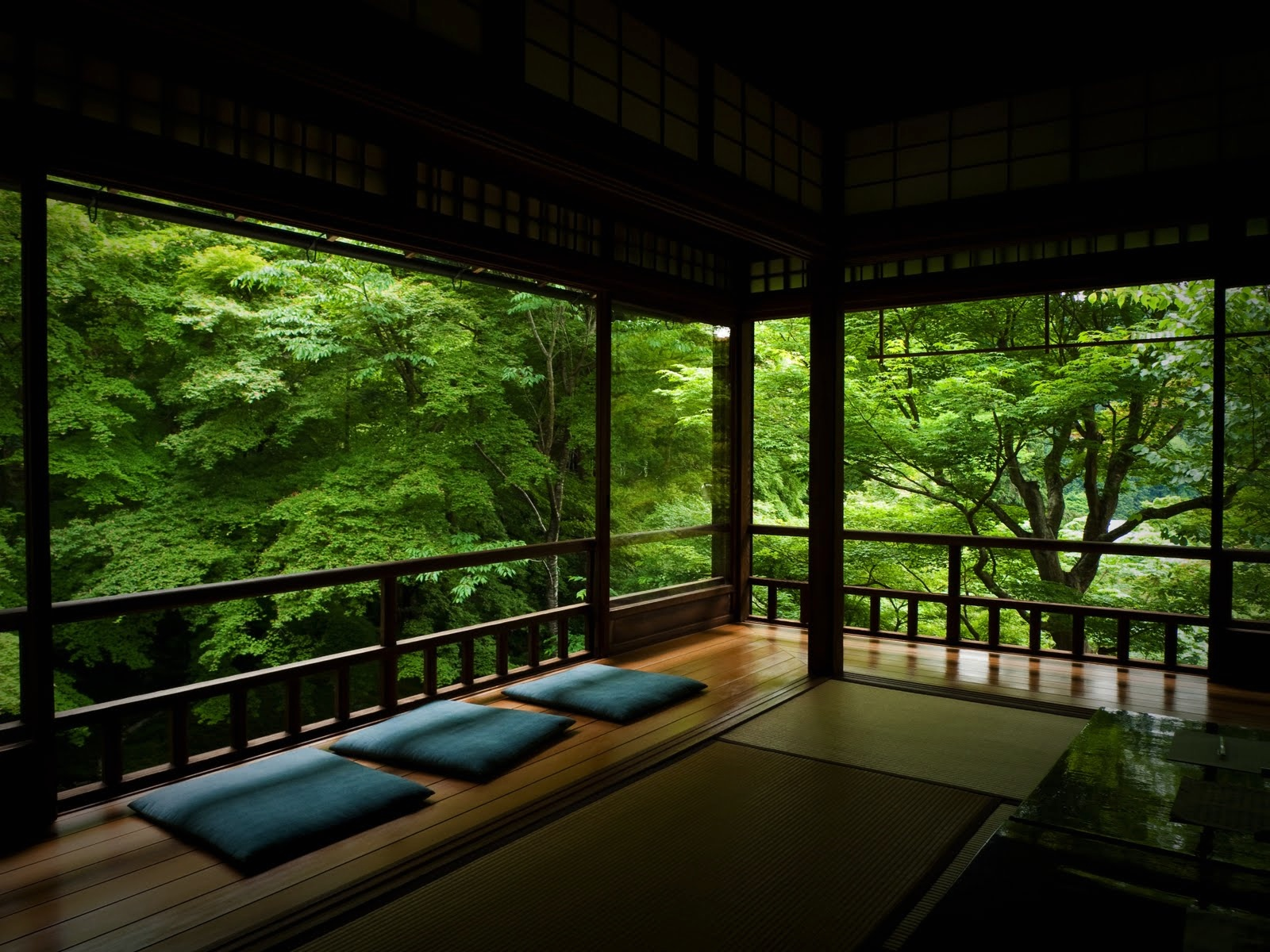 Zen Inspired Interior Design 1600x1200