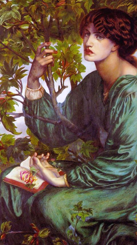 Free Download Pre Raphaelite Art Wallpapers Screenshot