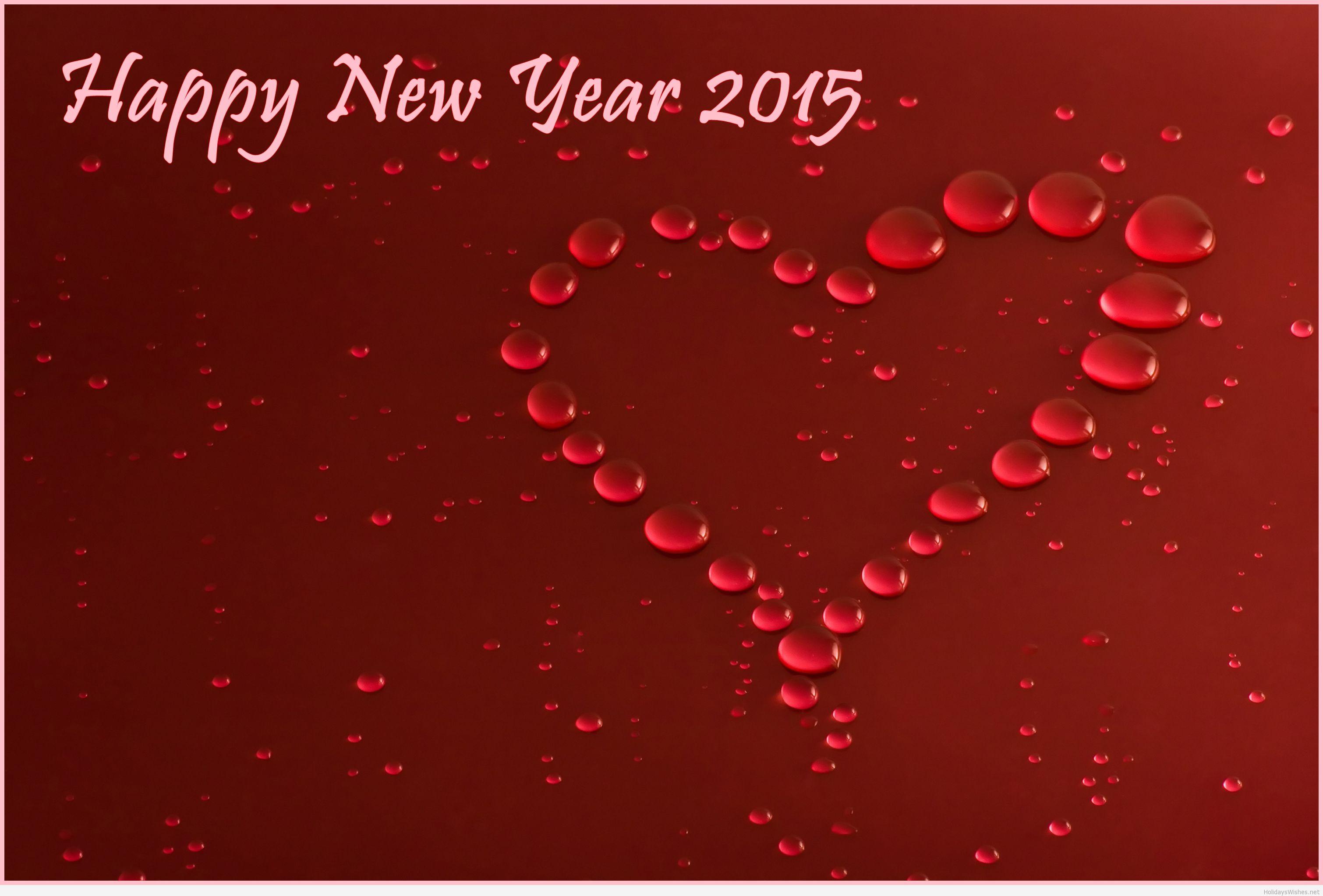 48+] Happy New Year Love Wallpaper 2015 on WallpaperSafari