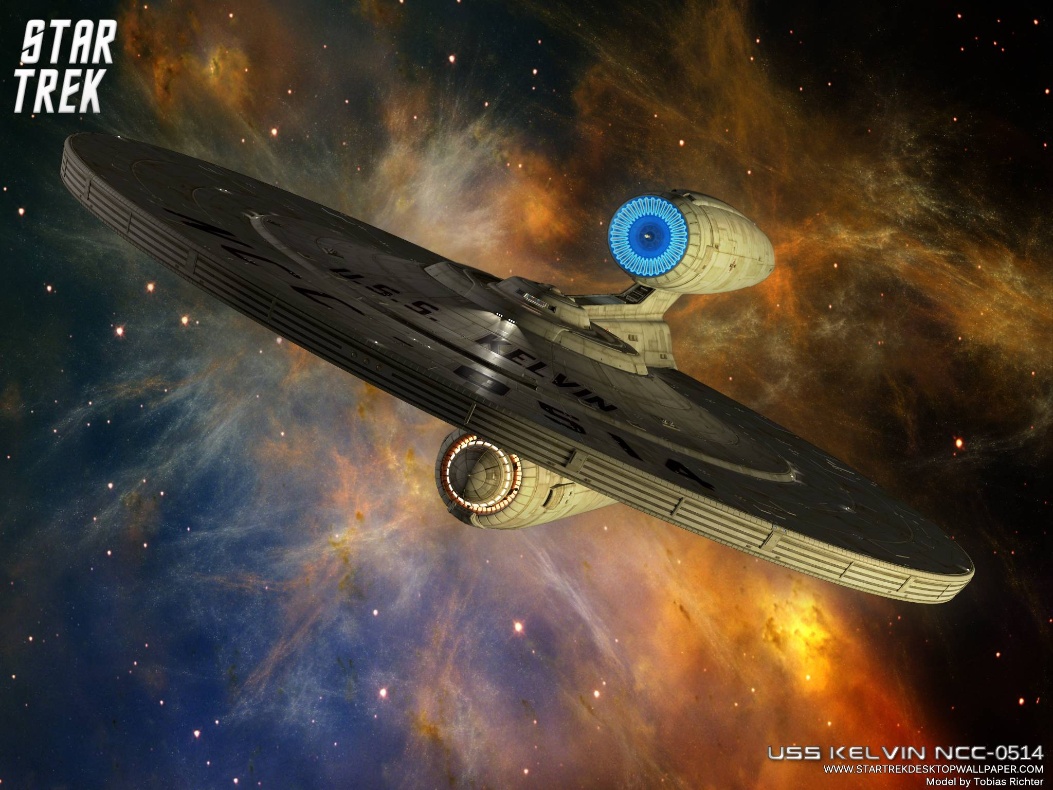 Star Trek Ships Wallpapers 2048x1536