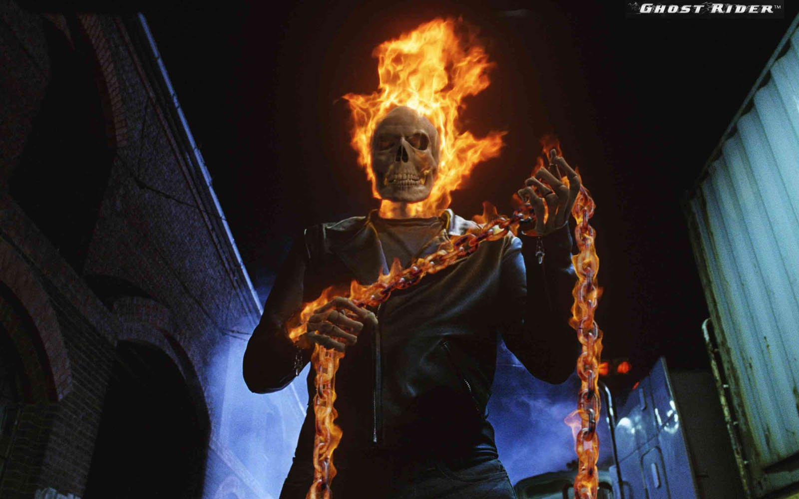 Blue Ghost Rider Wallpaper Ghost rider wallpapers 1600x1000