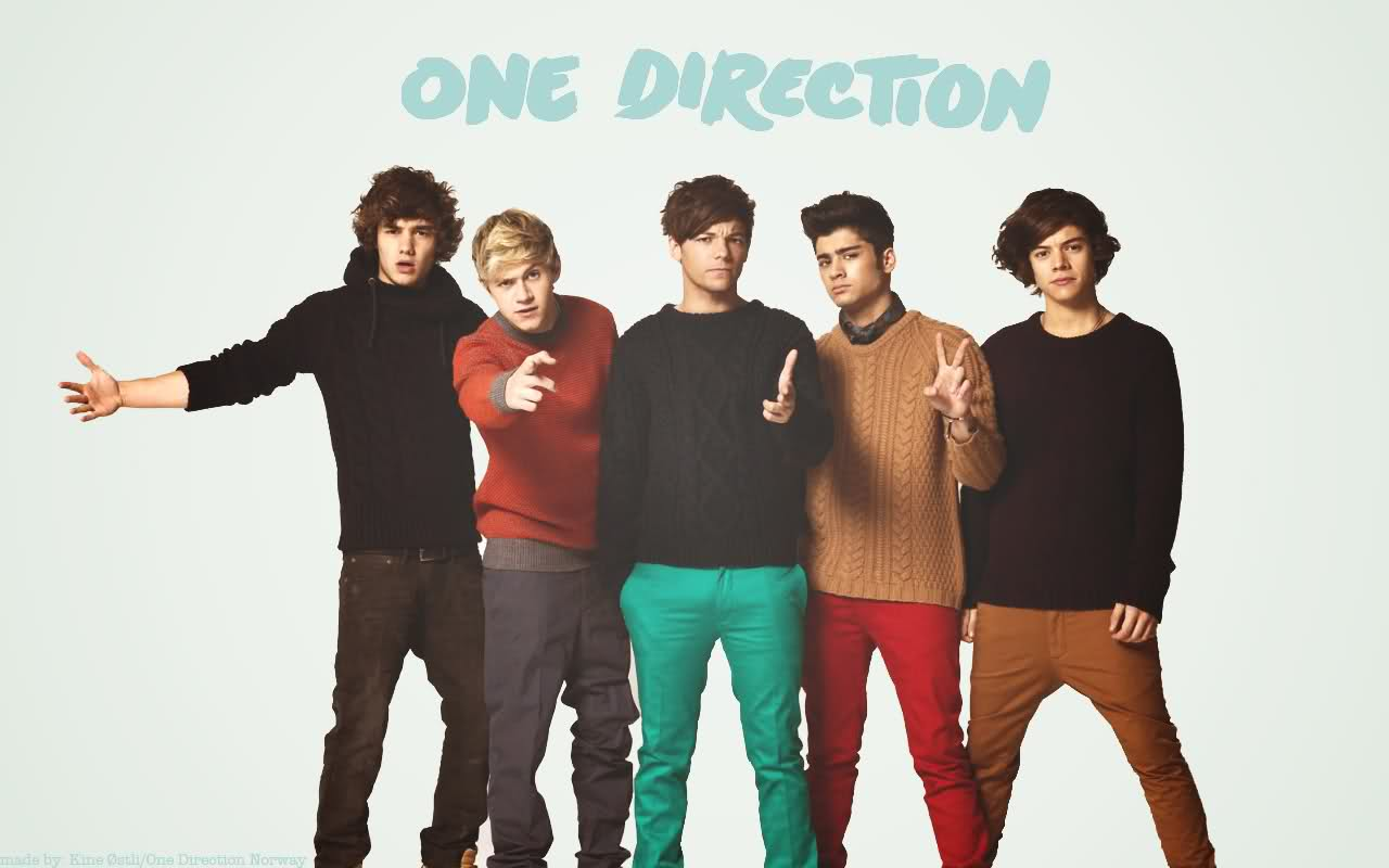 One Direction Wallpaper 1280x800