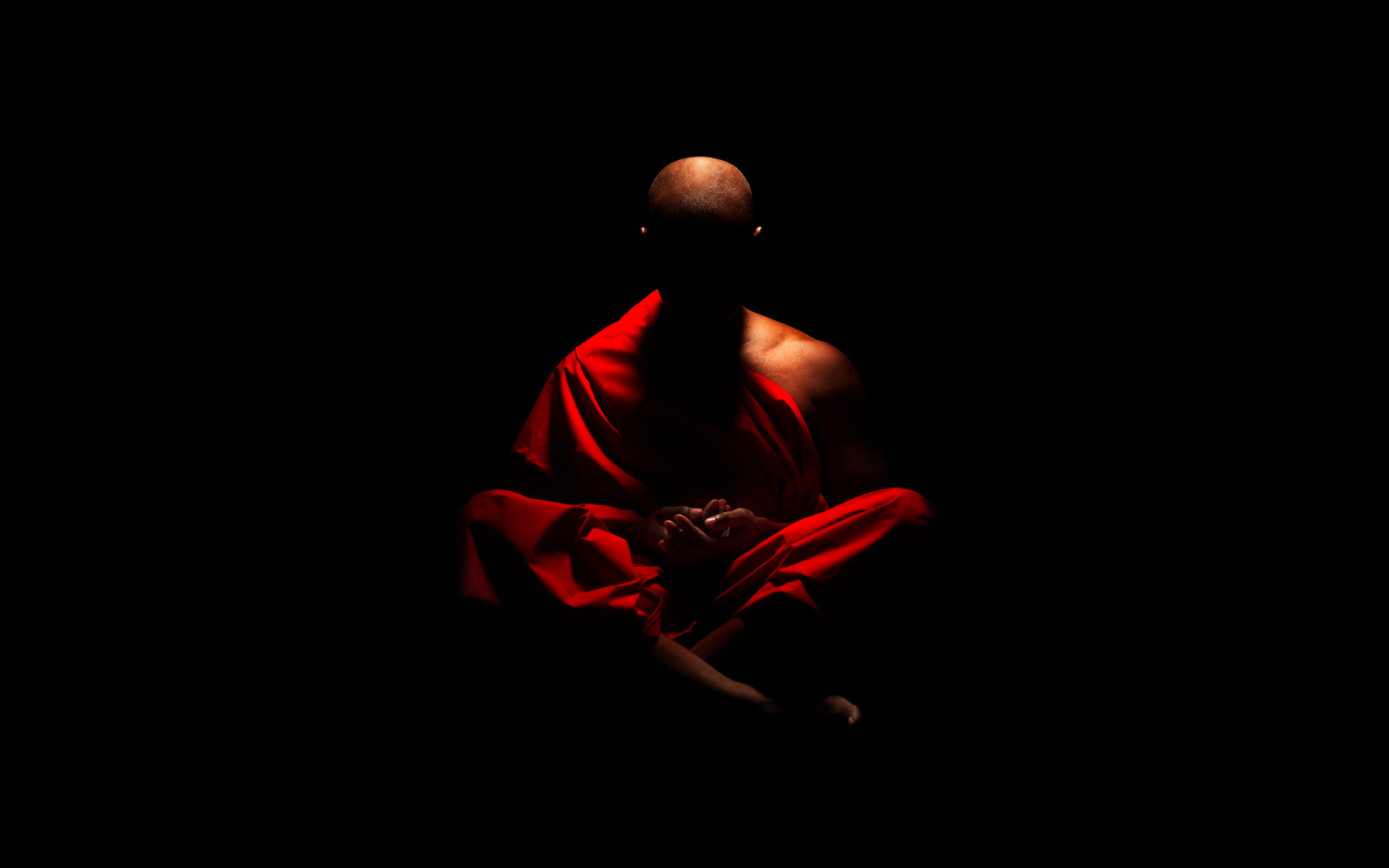 meditation Buddhism monk religion robe zen wallpaper background 1920x1200