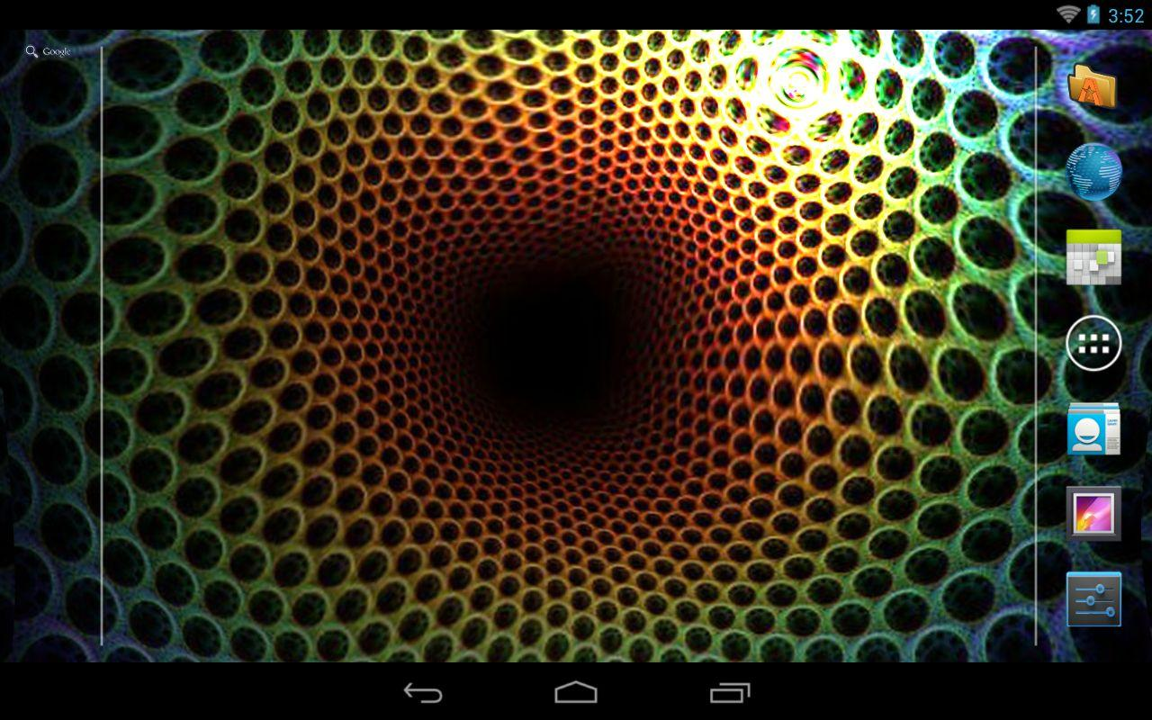 Trippy Wave Live Wallpaper   Android Apps on Google Play 1280x800