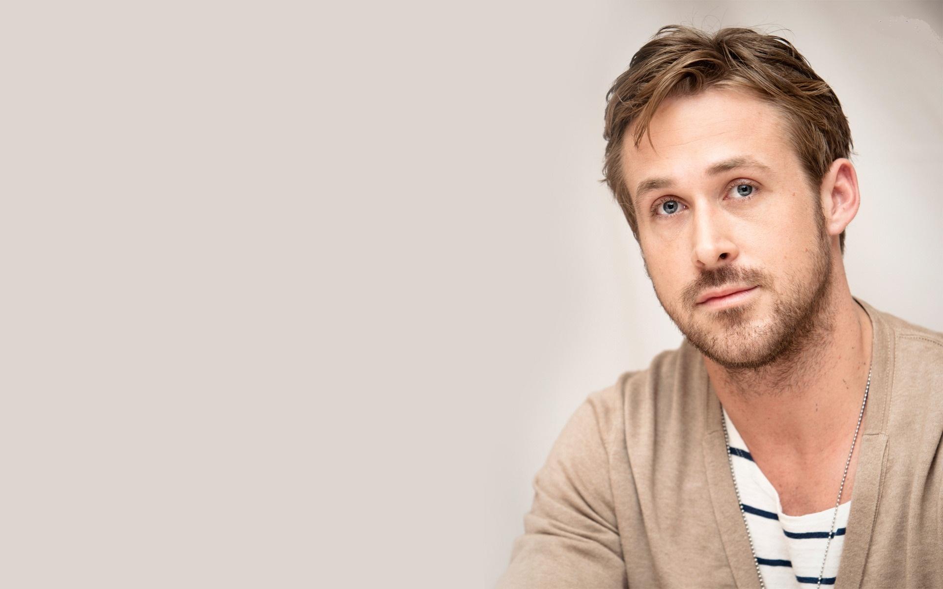 Ryan Gosling Hot Male Celebs Full HD Desktop Wallpapers 1920x1200