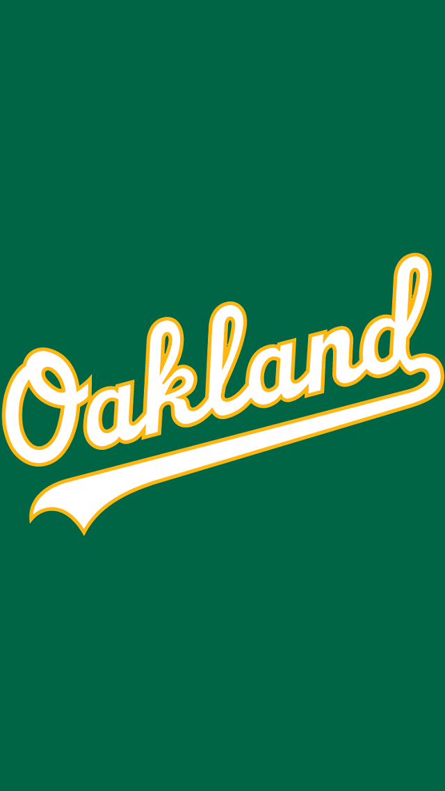 Oakland Athletics 2018 Oakland As Oakland athletics Mlb 640x1136