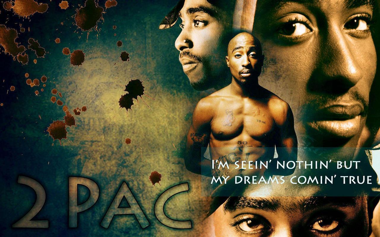 Tupac Shakur wallpaper 2743 1280x800